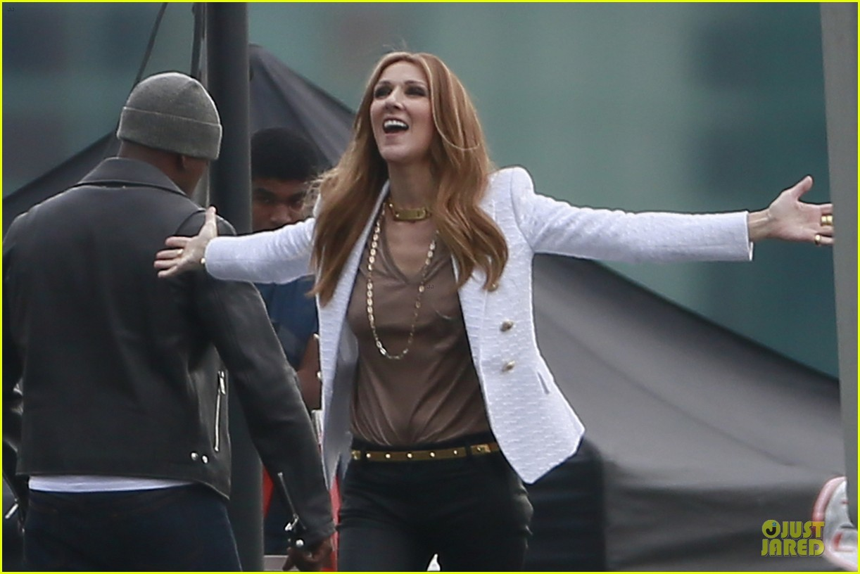 celine dion ne yo incredible music video shoot 023040031