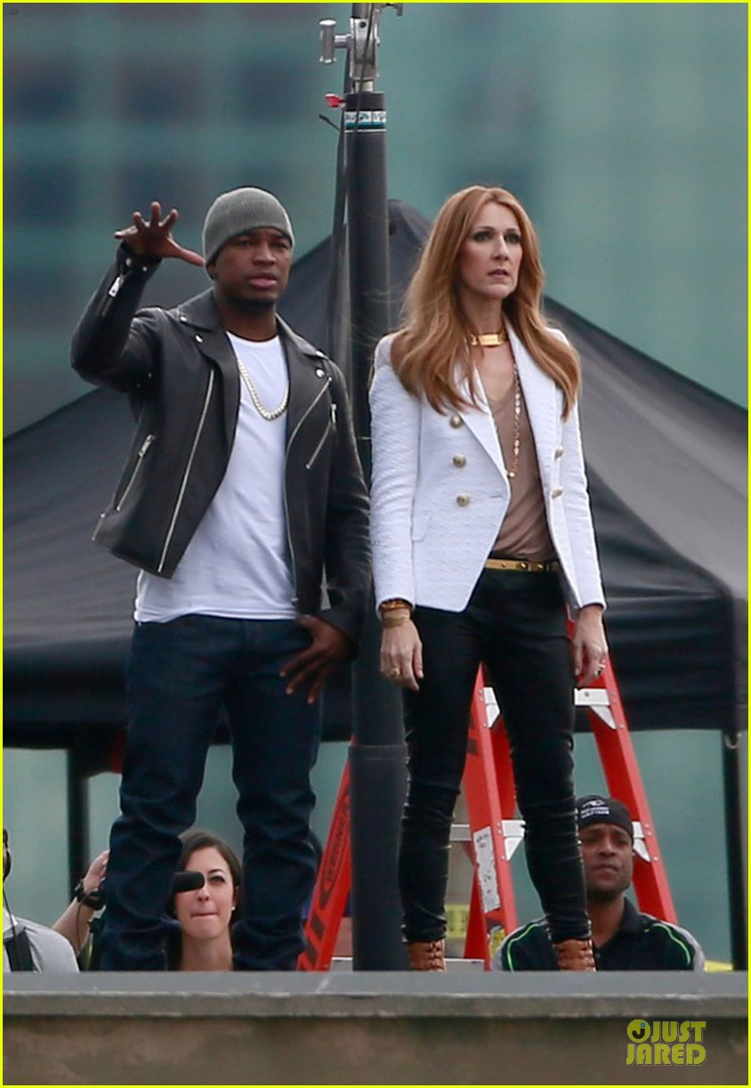 celine dion ne yo incredible music video shoot 043040033