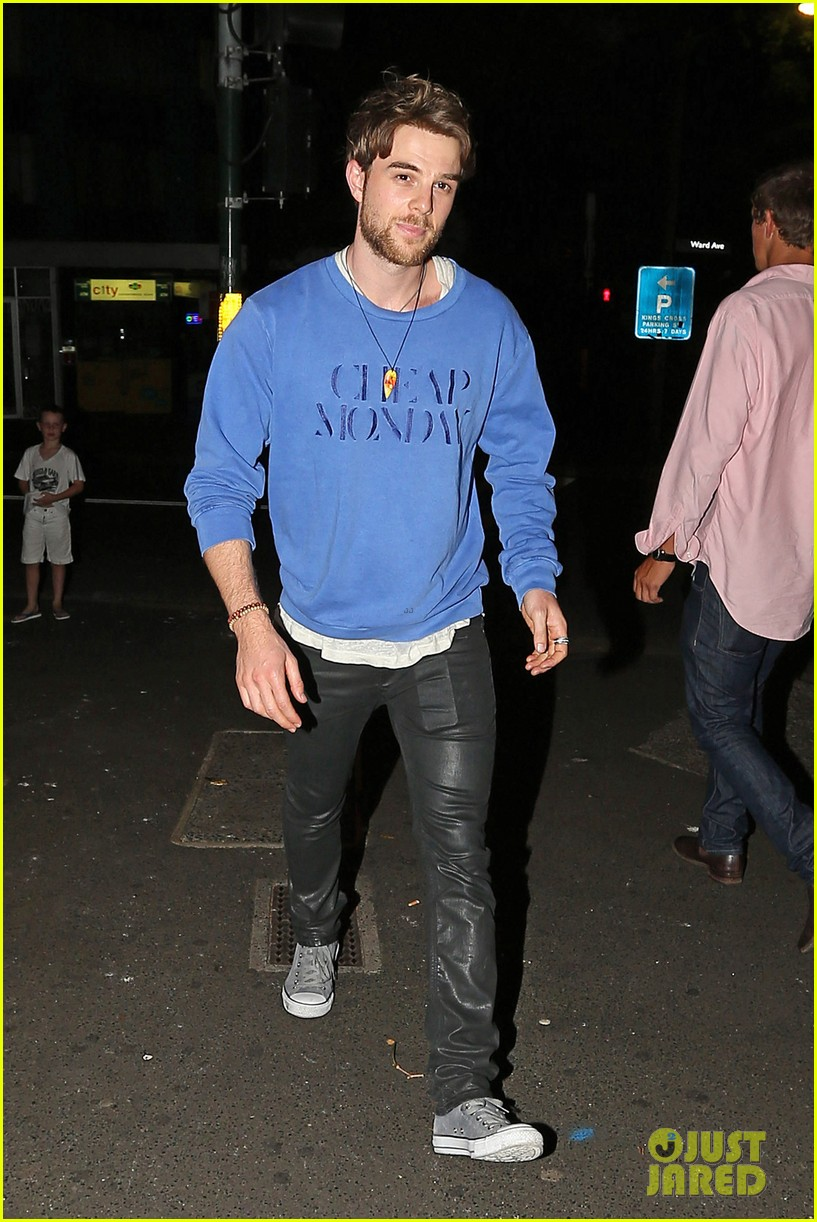 nina dobrev sydney night out with nathaniel buzolic 113021868