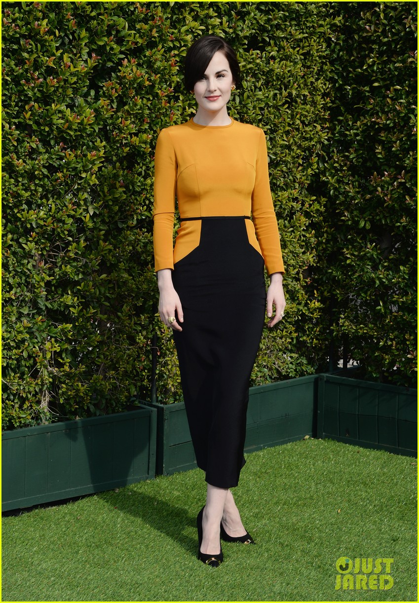 michelle dockery anna kendrick lovegolds glamour event 063026448