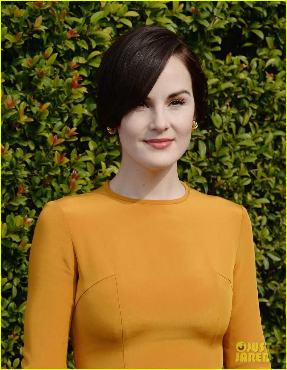michelle dockery anna kendrick lovegolds glamour event 073026449