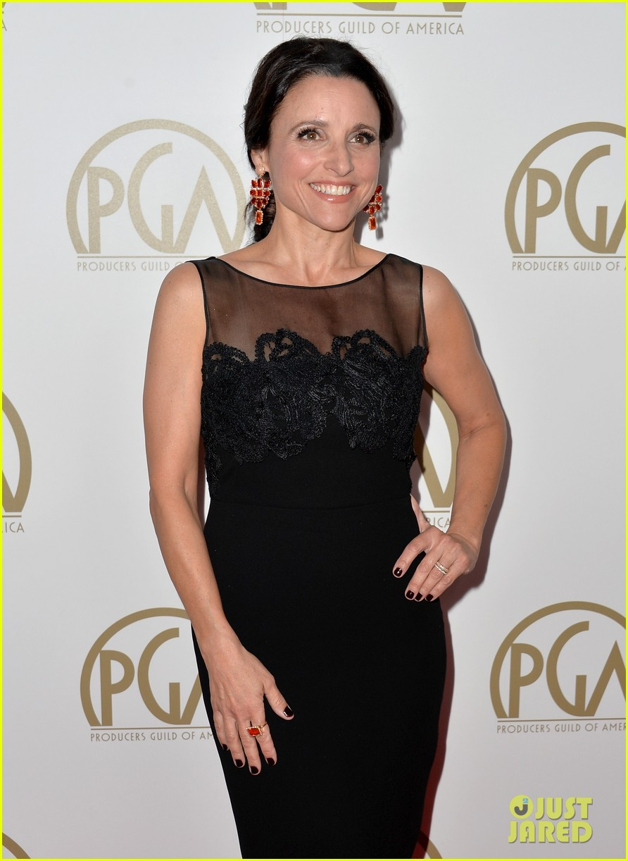 julia louis dreyfus producers guild awards 2014 053035893