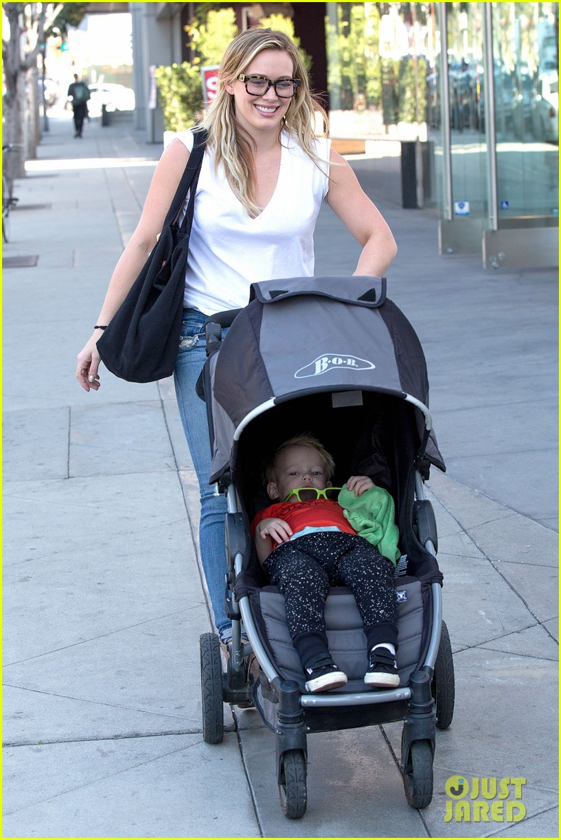 hilary duff gets lunch with luca after fancy new years eve 043021802