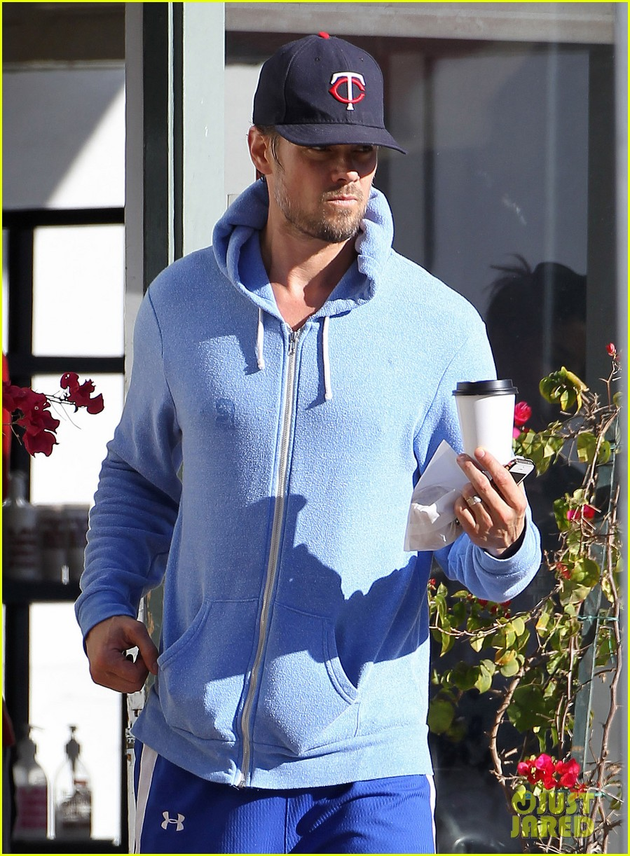 josh duhamel not trying to break up black eyed peas 083032013