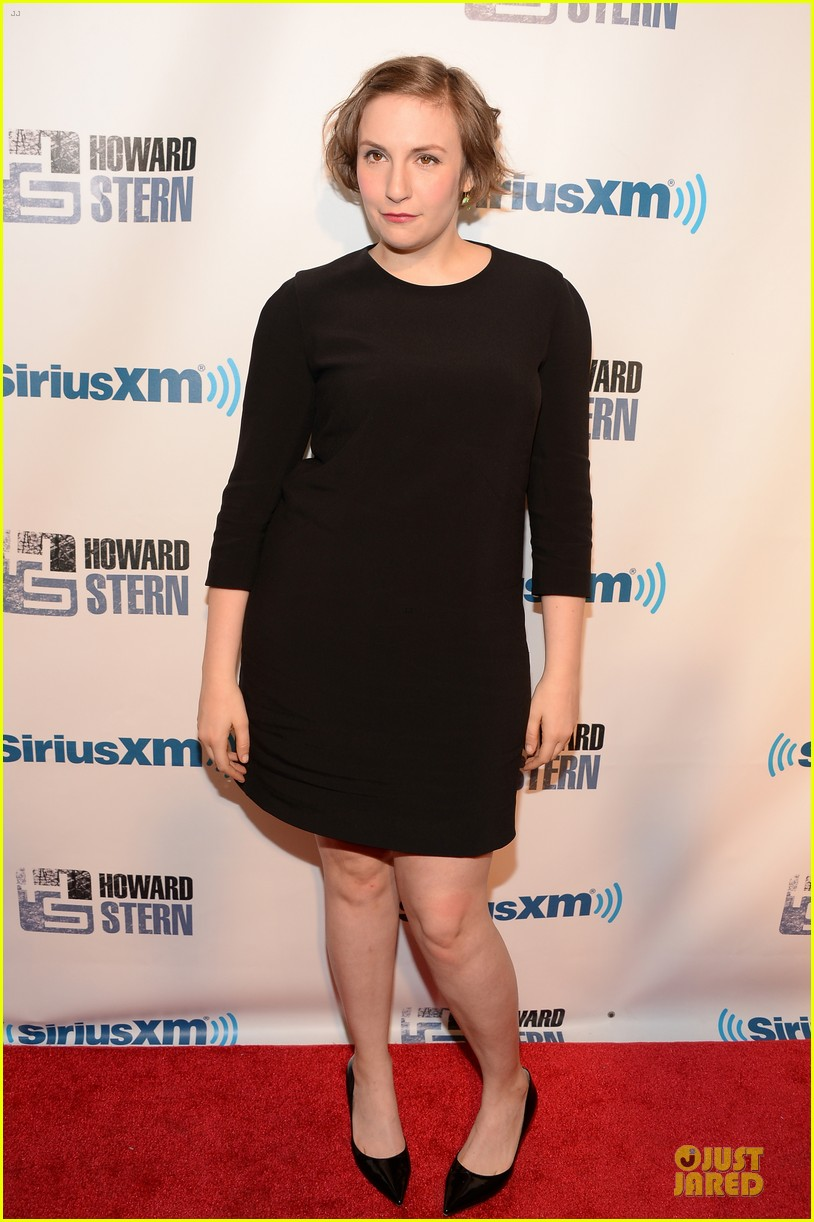 lena dunham heidi klum howard stern 60th birthday bash 083045191