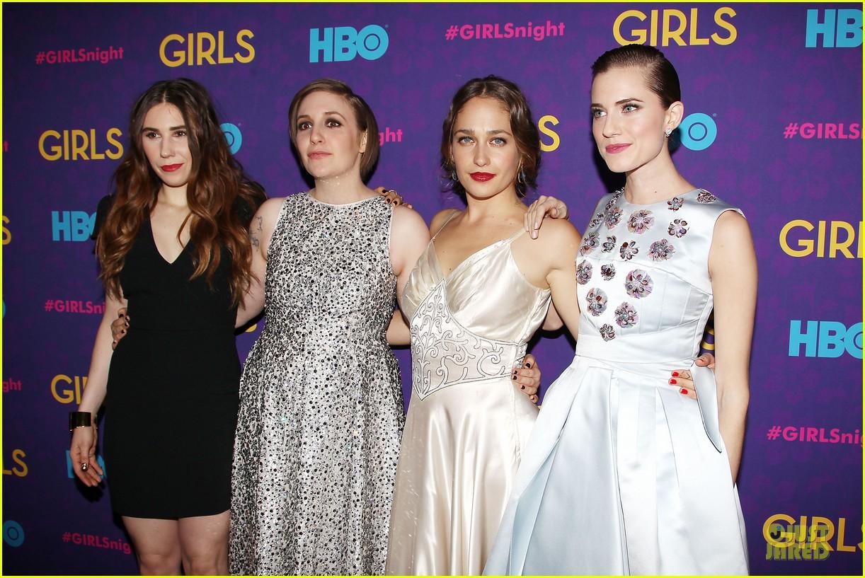 lena dunham zosia mamet girls third season premiere 223024130