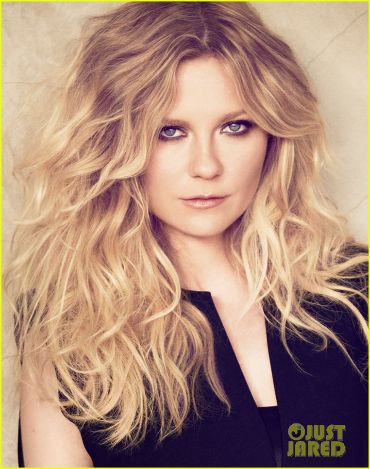 kirsten dunst loreal professionels new face 013021501