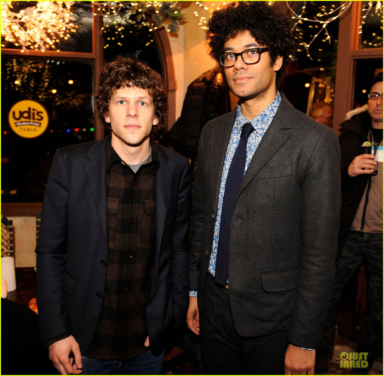 jesse eisenberg the double sundance premiere after party 023034331