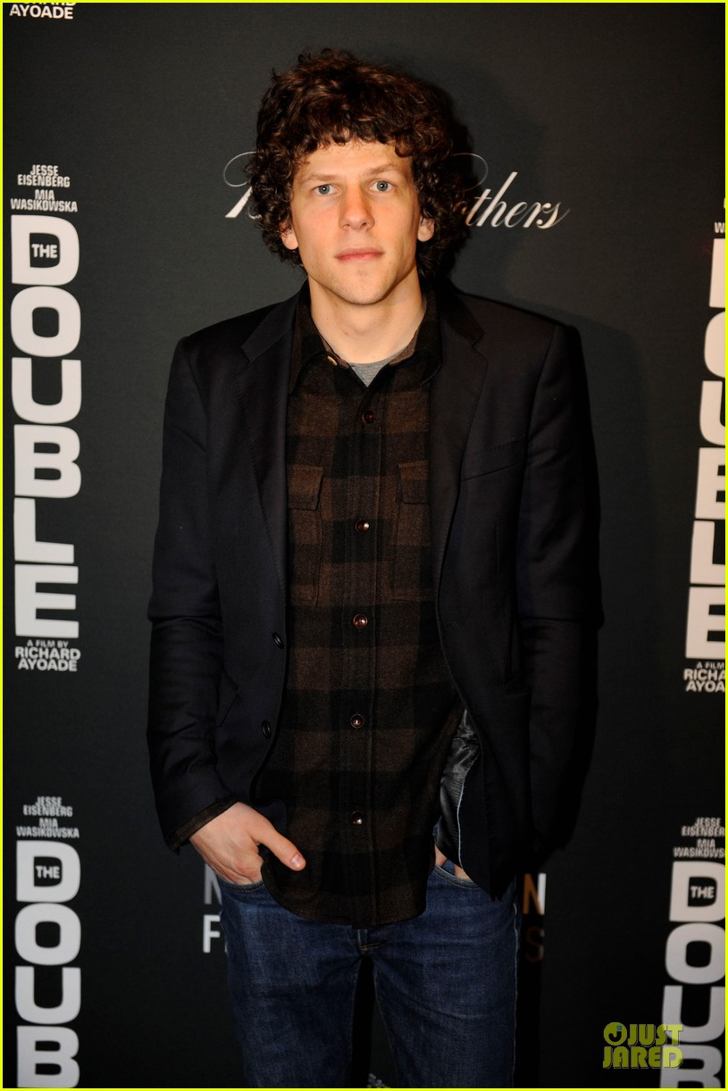 jesse eisenberg the double sundance premiere after party 073034336
