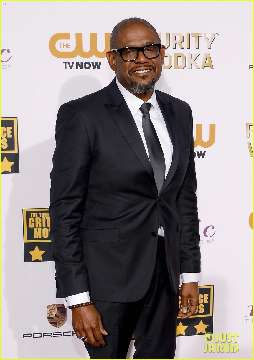 chiwetel ejiofor forest whitaker critics choice awards 2014 08