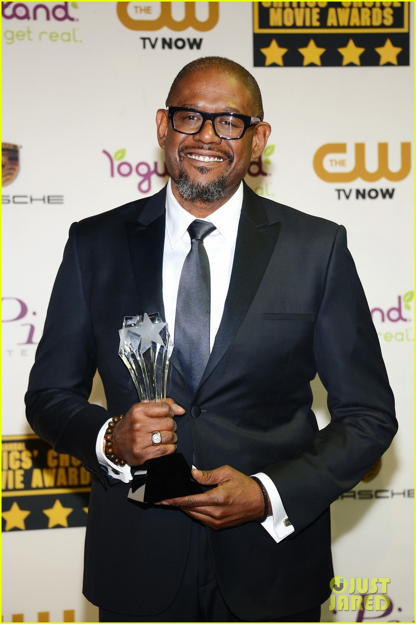 chiwetel ejiofor forest whitaker critics choice awards 2014 143033188
