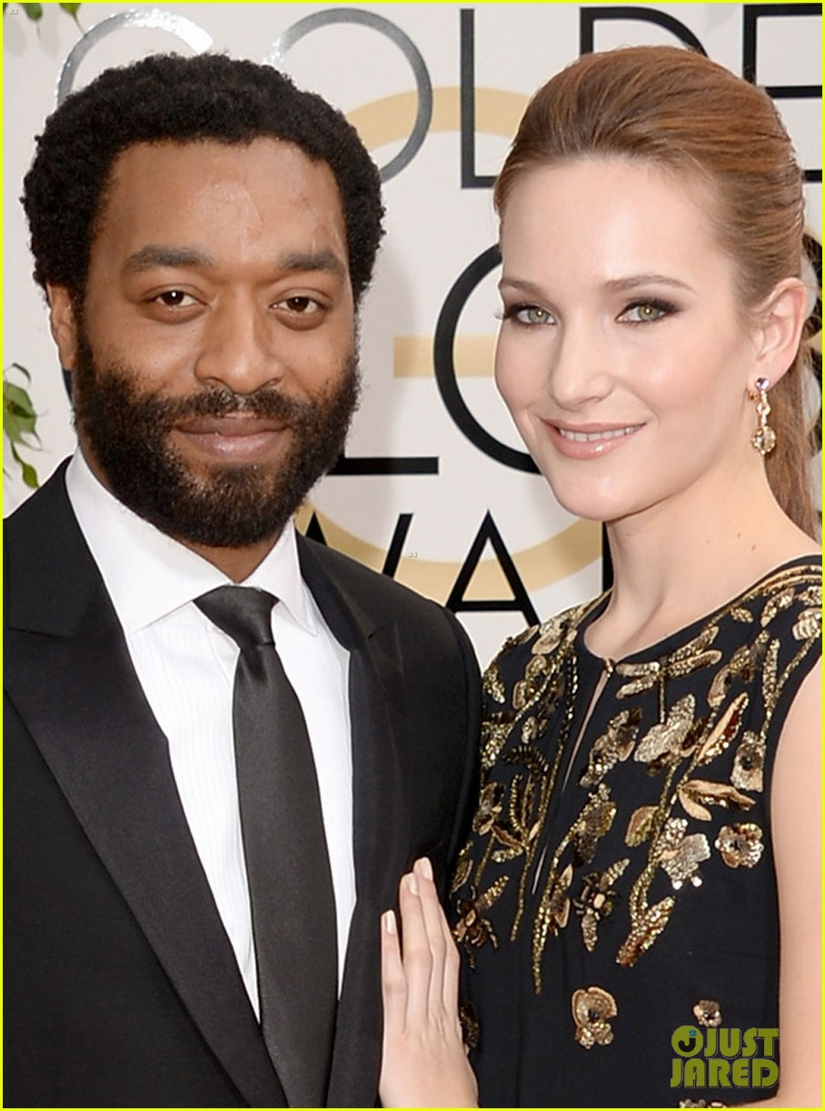 chiwetel ejiofor golden globes 2014 red carpet 013029145