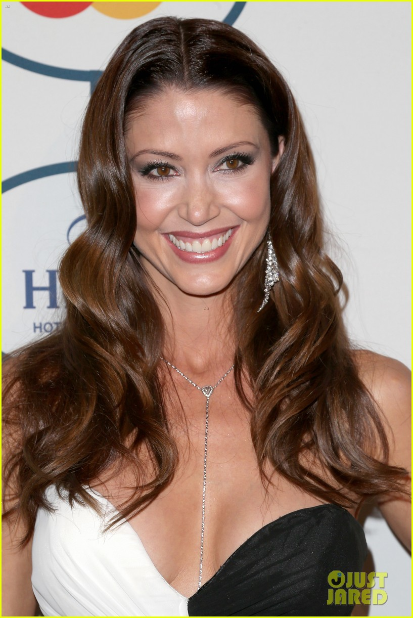 shannon elizabeth russell simmons new couple at grammys party 043040421