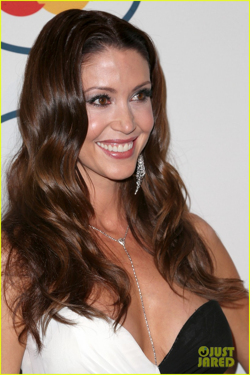 shannon elizabeth russell simmons new couple at grammys party 073040424