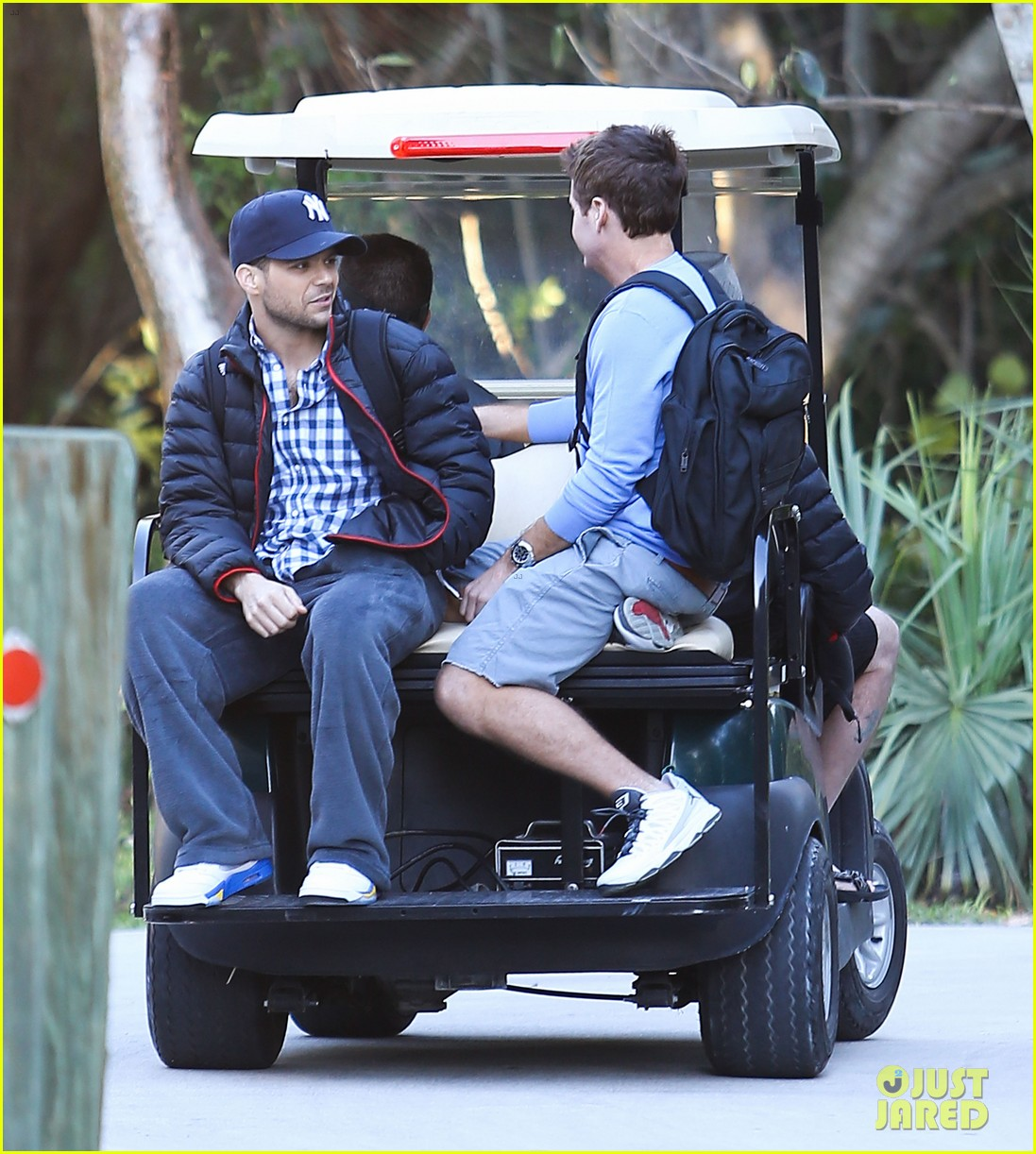 entourage movie begins filming in miami set photos here 203033259