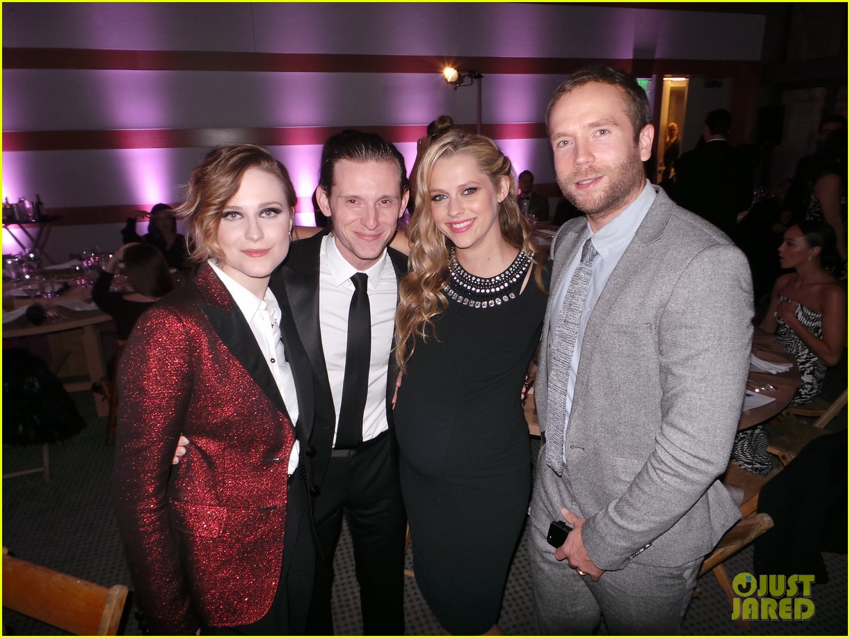 evan rachel wood jamie bell art of elysium heaven gala 063028480