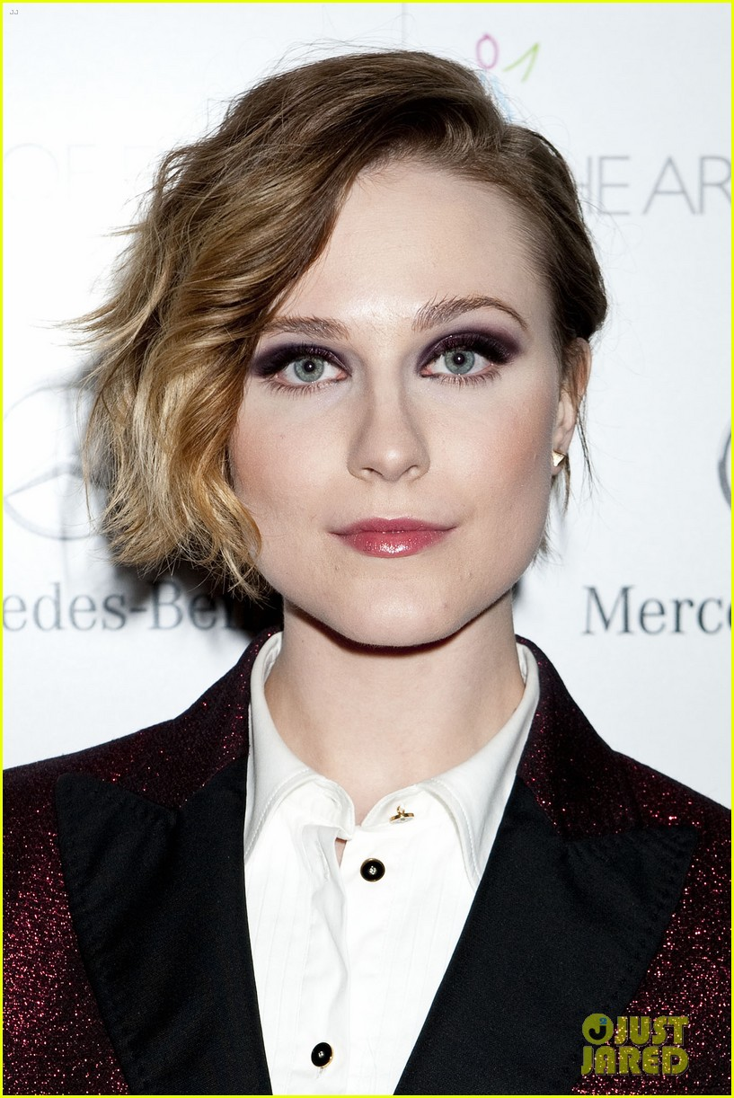 evan rachel wood jamie bell art of elysium heaven gala 213028495