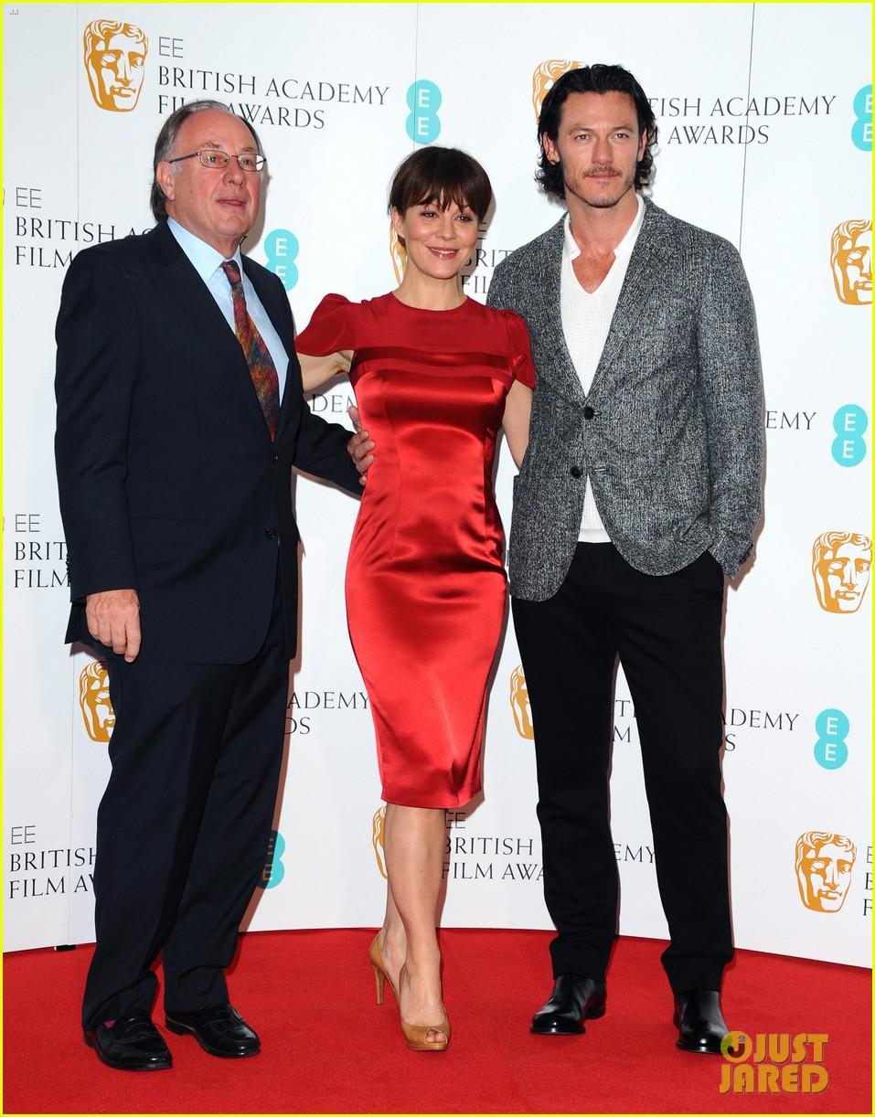 luke evans helen mccrory 2014 bafta film awards nominations photo call 023025166
