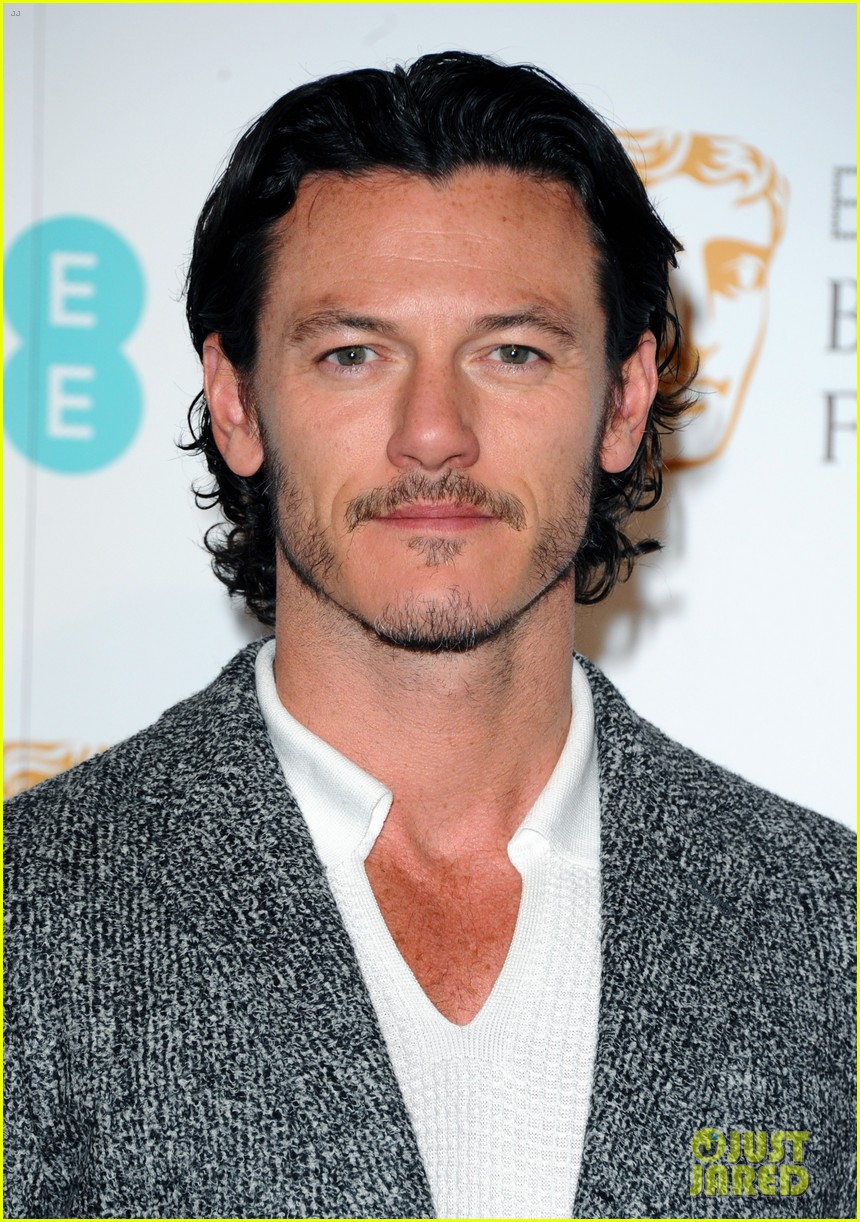 luke evans helen mccrory 2014 bafta film awards nominations photo call 03