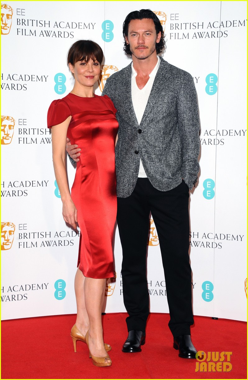 luke evans helen mccrory 2014 bafta film awards nominations photo call 053025169