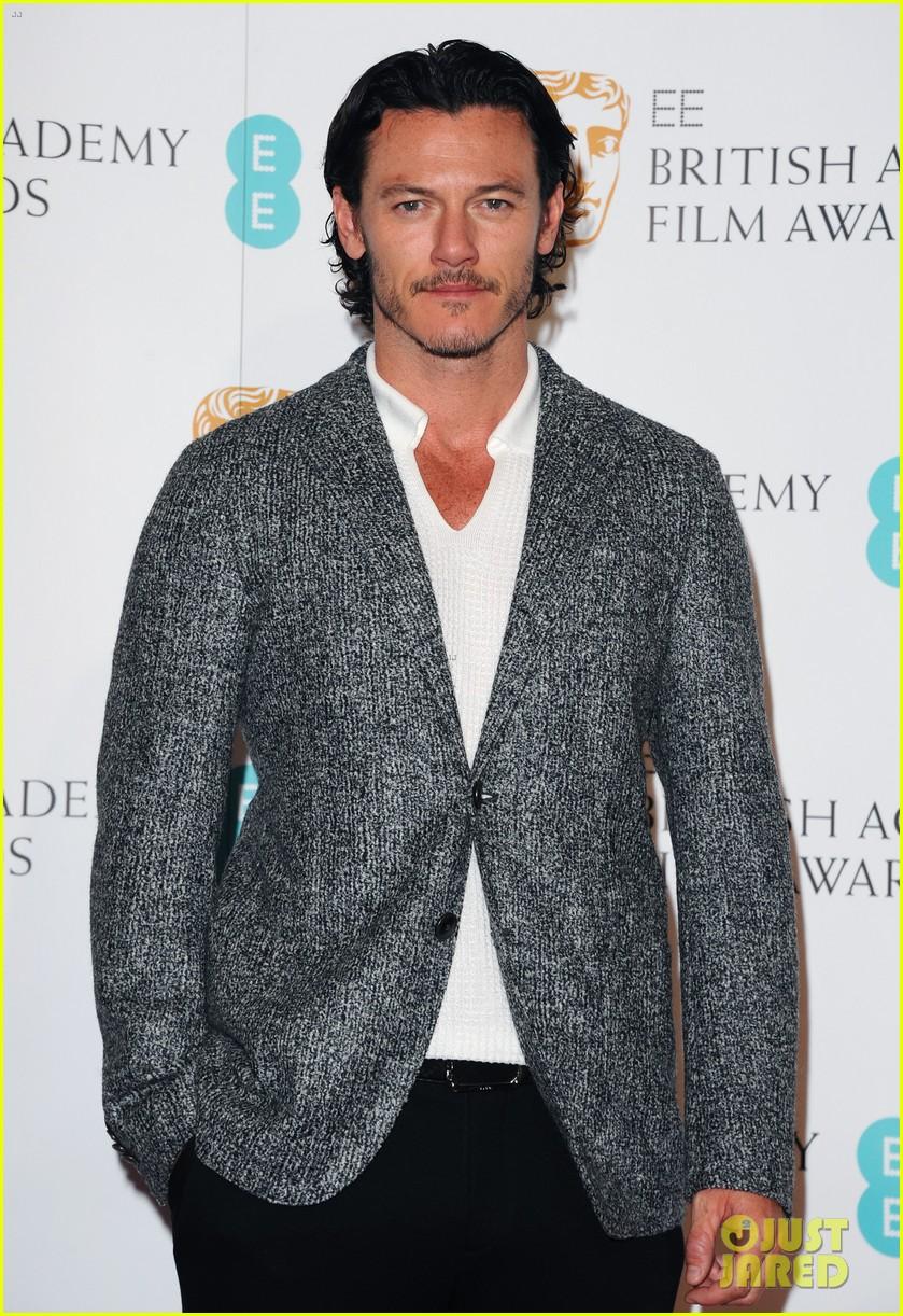 luke evans helen mccrory 2014 bafta film awards nominations photo call 083025172