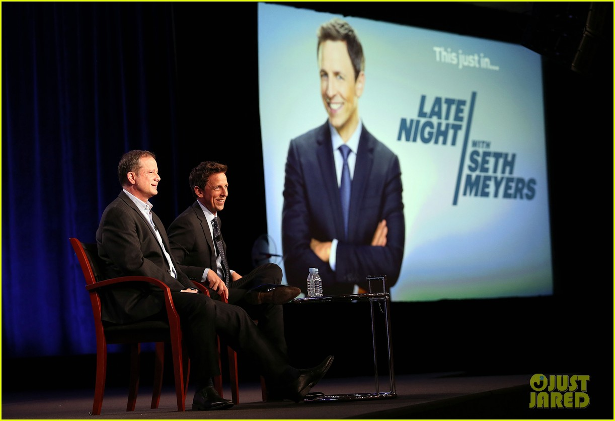 jimmy fallon seth meyers reveal first guests on their late night shows 123035963