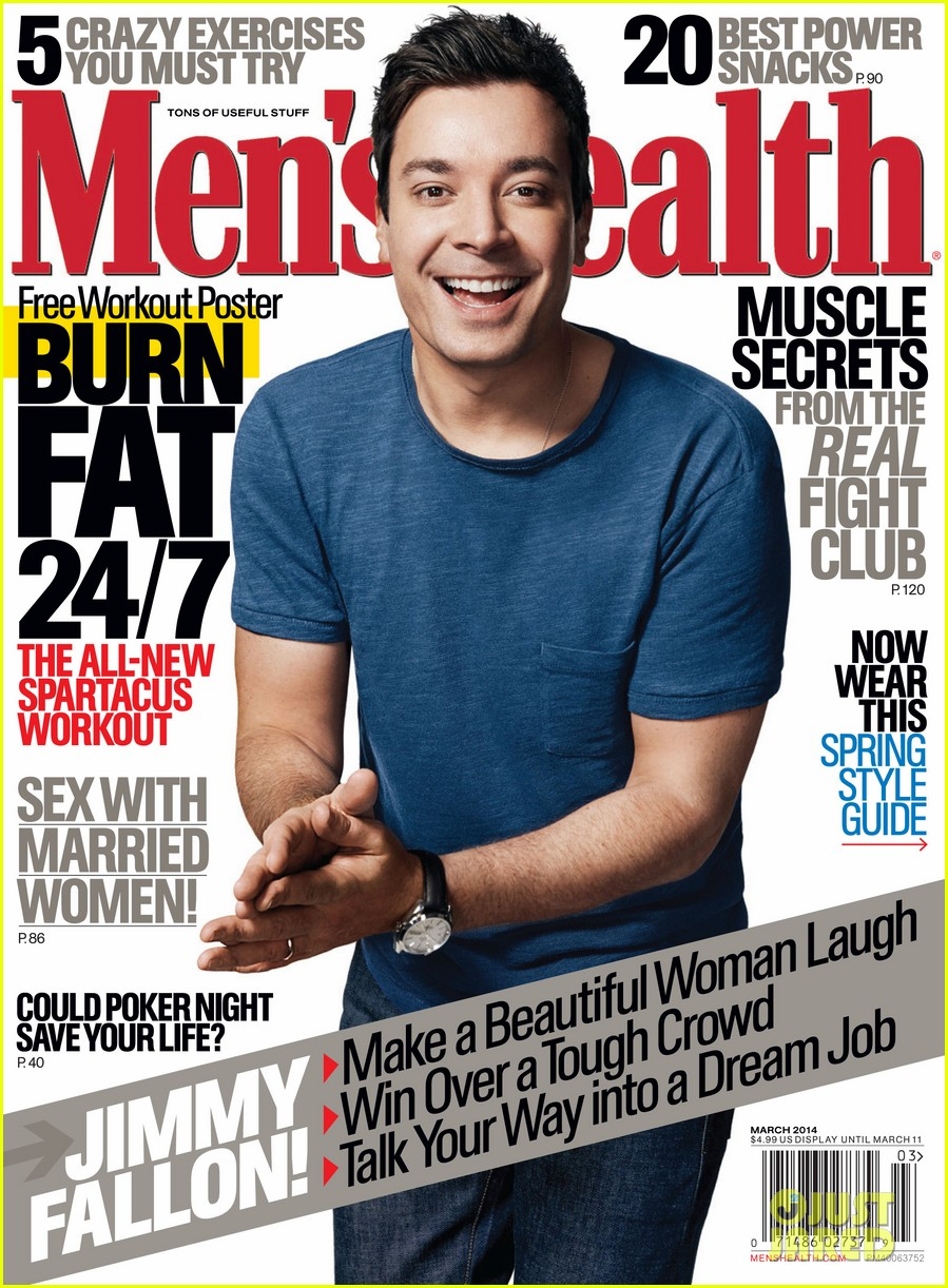 jimmy fallon covers mens health march 2014 013042842