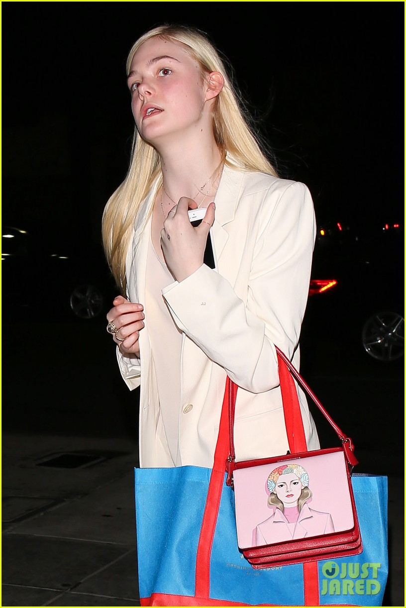 elle fanning matsuhisa dinner date with male friend 073042211