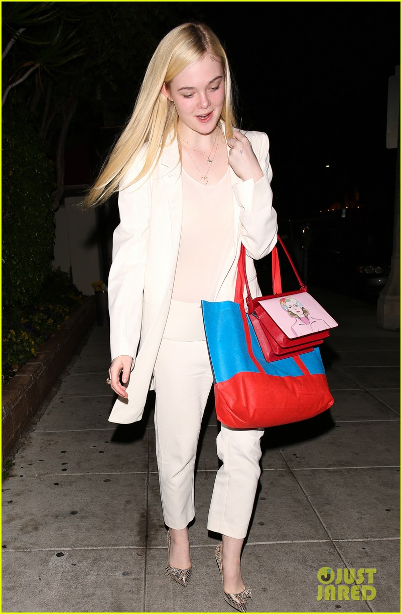 elle fanning matsuhisa dinner date with male friend 113042215