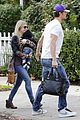 fergie josh duhamel step out with axl after fifth wedding anniverary 11