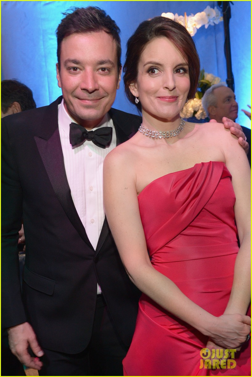 tina fey jimmy fallon nbc golden globes after party 2014 08