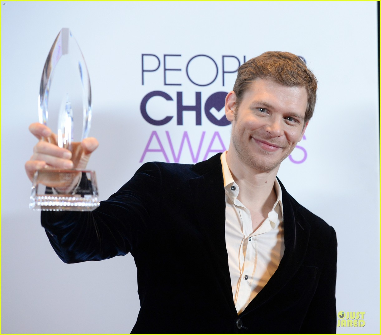 olga fonda joseph morgan peoples choice awards 2014 113025768