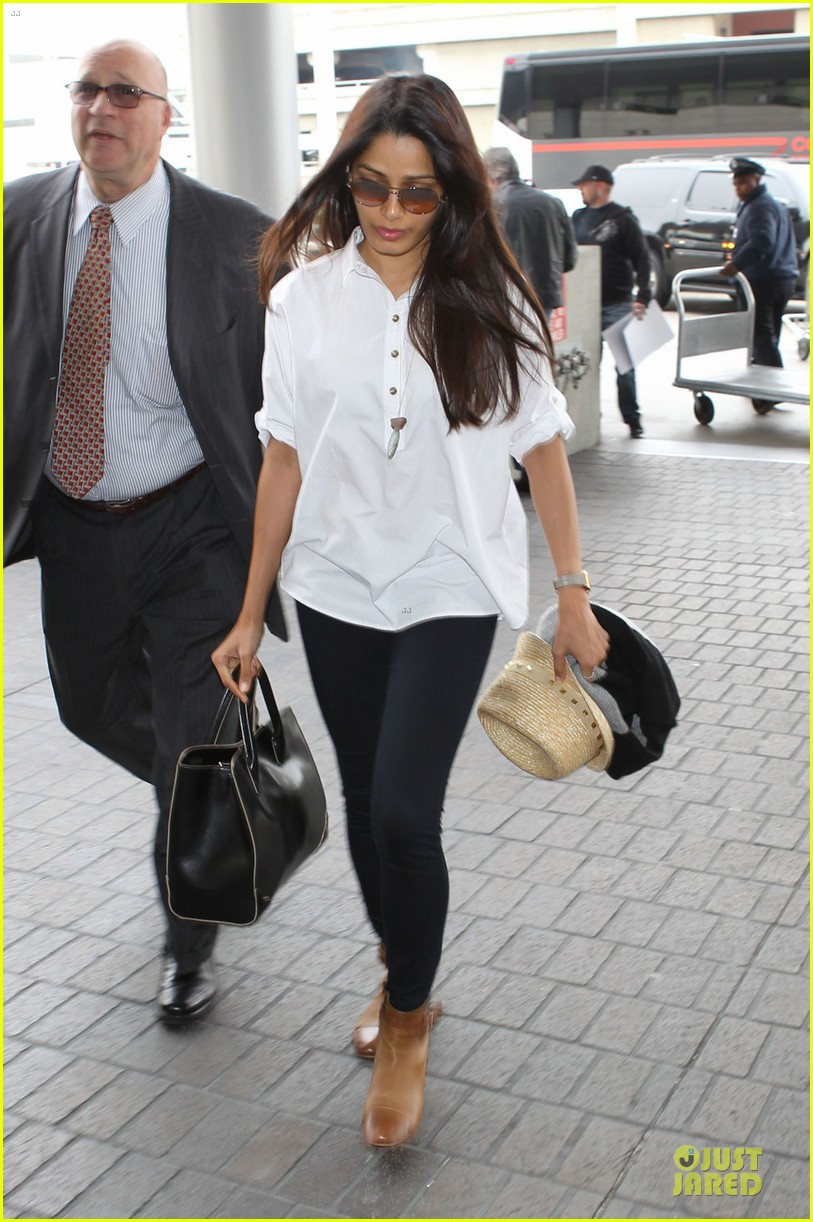 freida pinto first lax departure in the new year 033039907