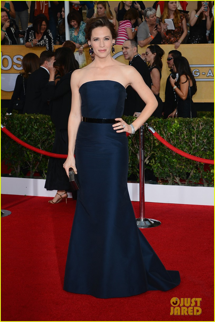 jennifer garner sag awards 2014 red carpet 033034725