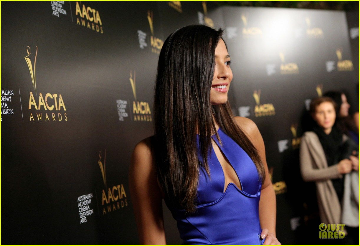 jessica gomes david o russell aacta awards 2014 113027734