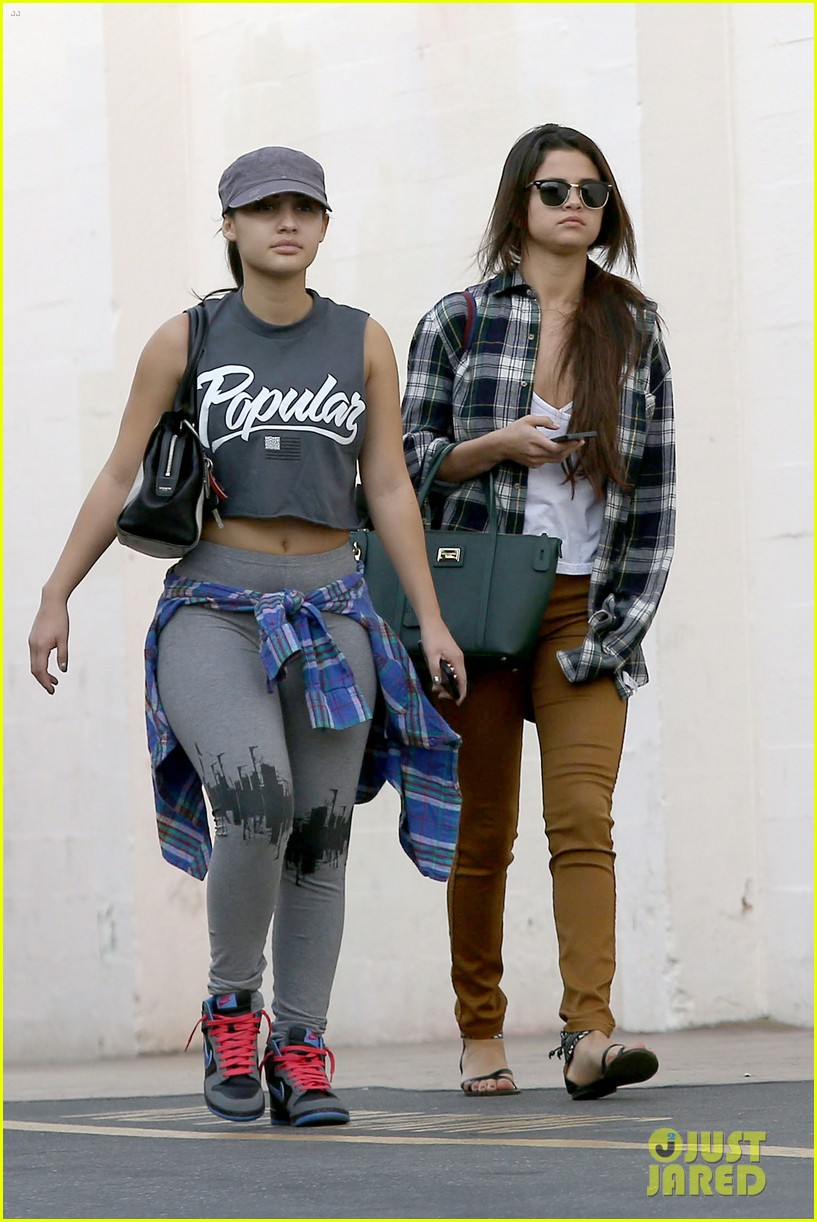 selena gomez shops before hanging out with justin bieber 083022436