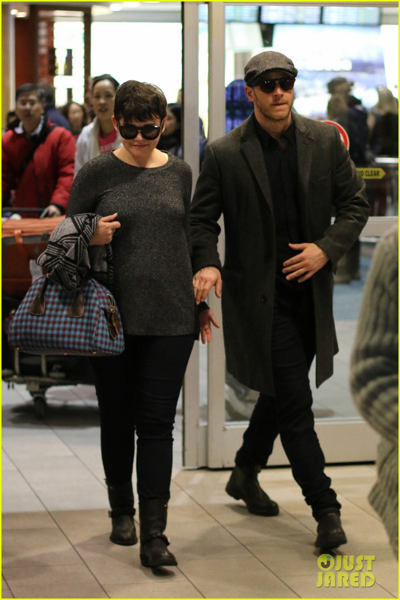 Goodwin ginnifer look of the day new photo