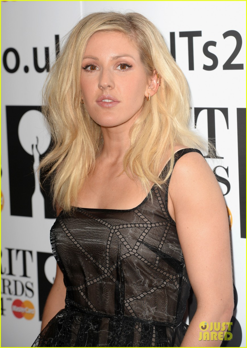 ellie goulding brit awards nominations ceremony 133026329