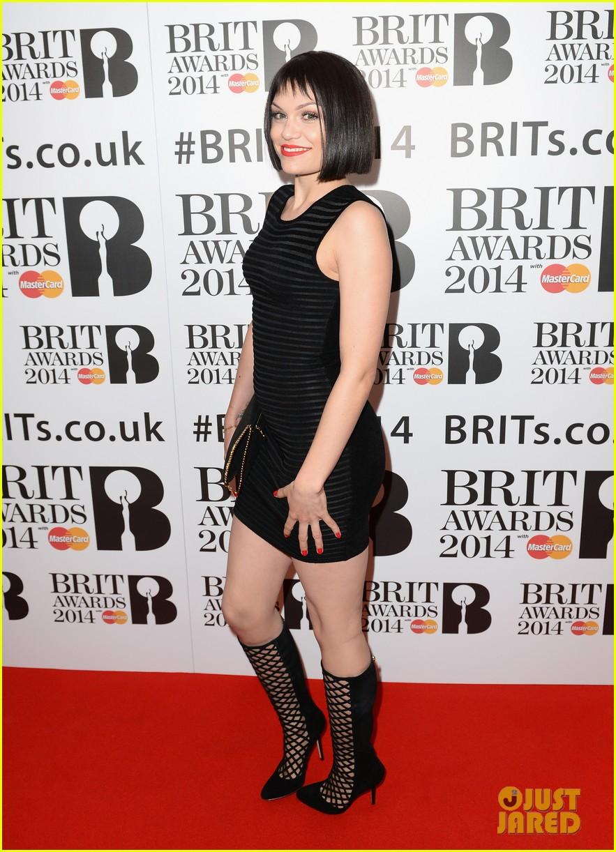 ellie goulding brit awards nominations ceremony 14
