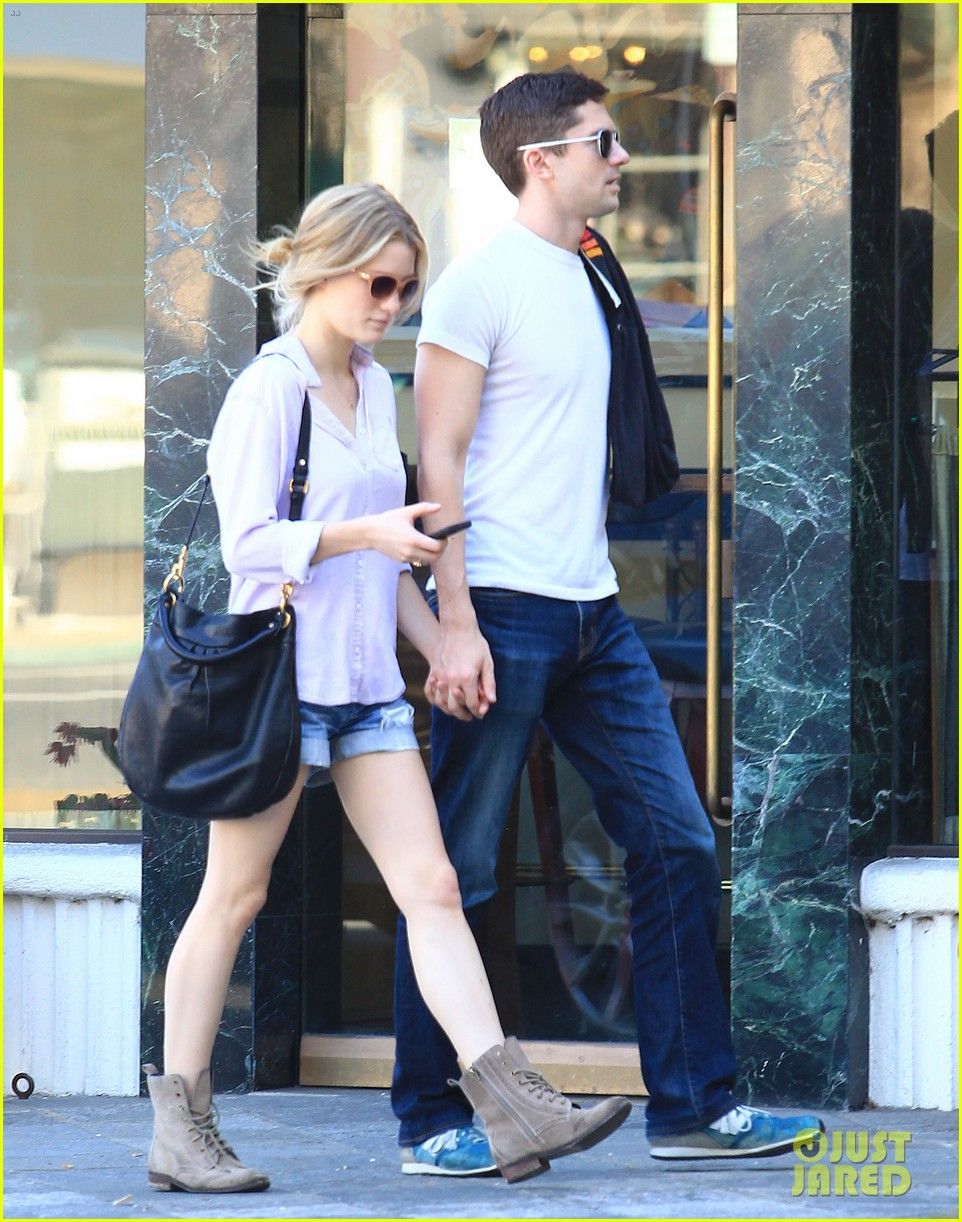 topher grace holds hands with new girlfriend ashley hinshaw 03