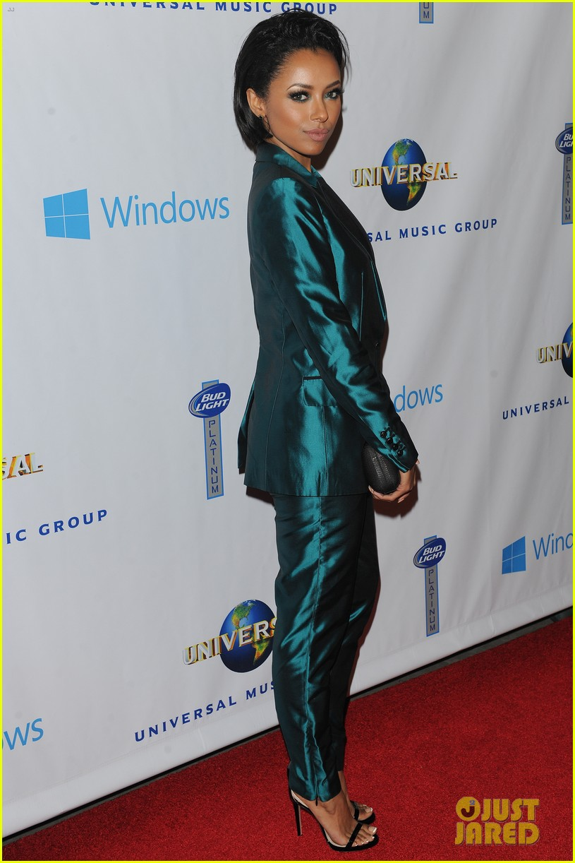 kat graham universal music grammys 2014 after party 013041975