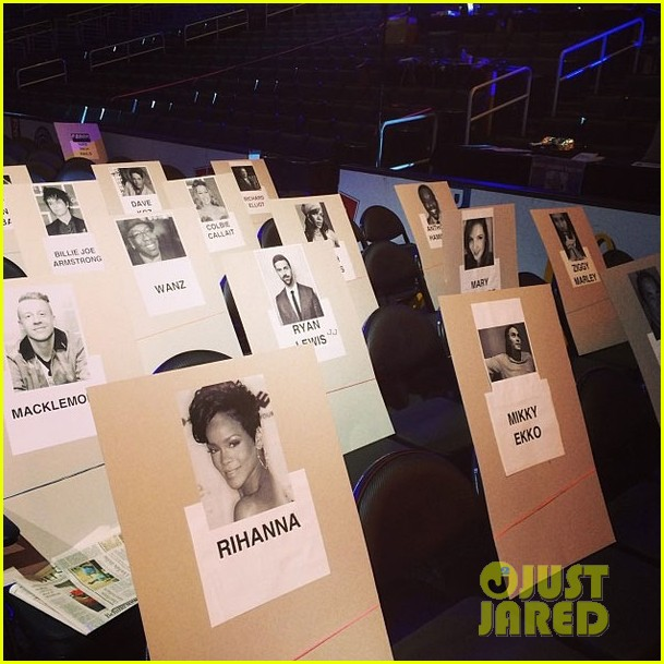 grammy awards 2014 find out where the stars are sitting 013040241