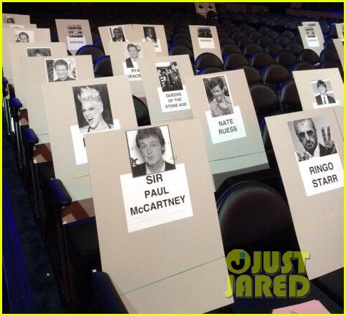 grammy awards 2014 find out where the stars are sitting 023040242