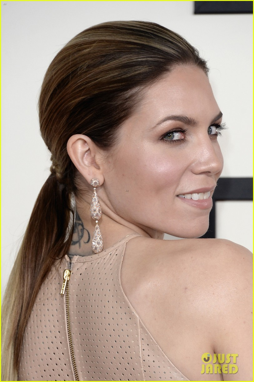 skylar grey grammys 2014 red carpet 043040910