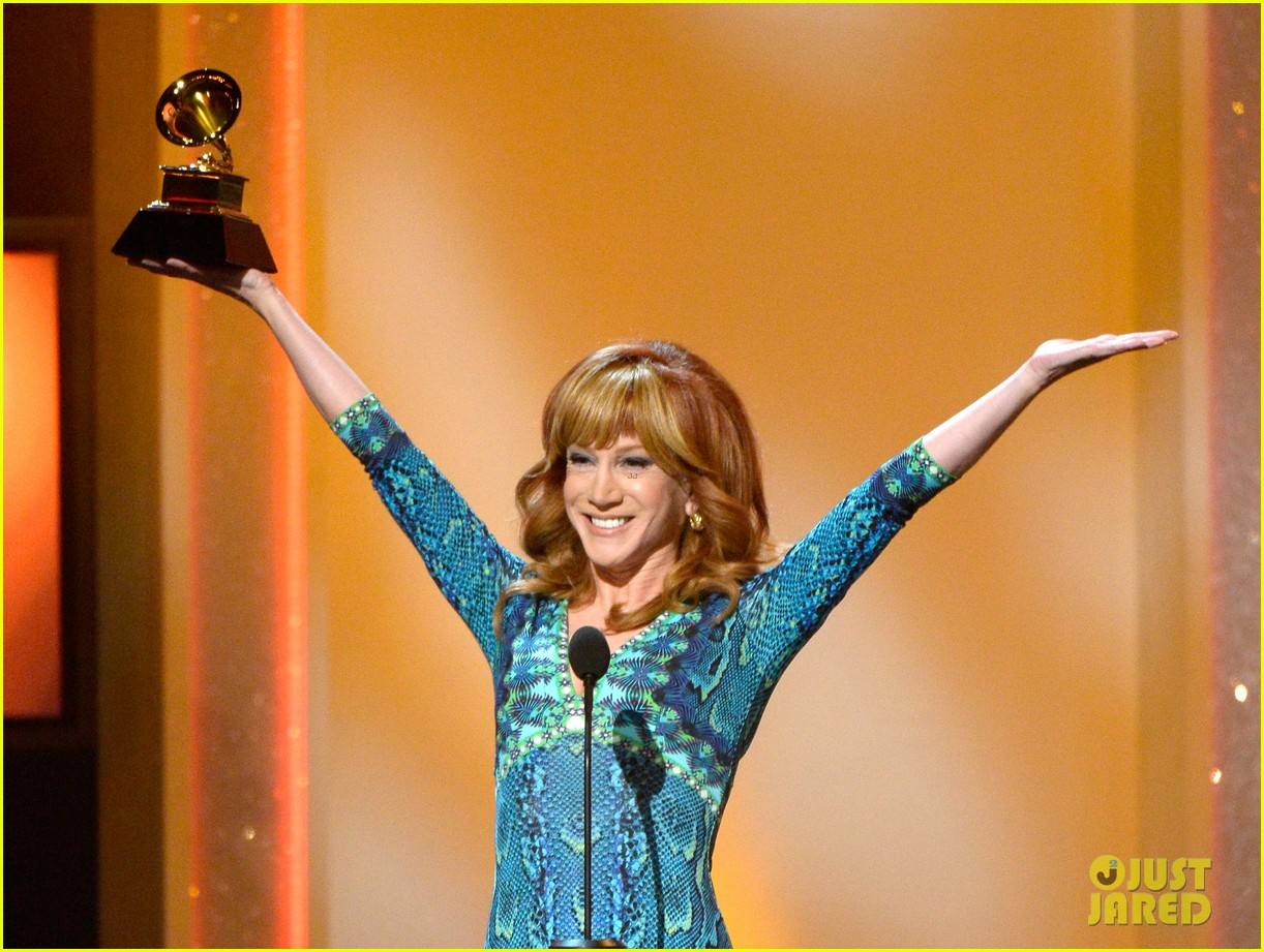 kathy griffin finally wins grammy for best comedy album 023041135