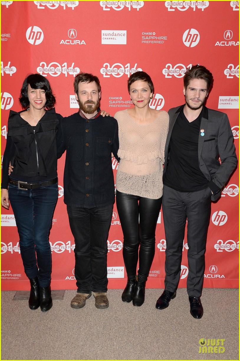 maggie gyllenhaal frank at sundance film festival 2014 033034125