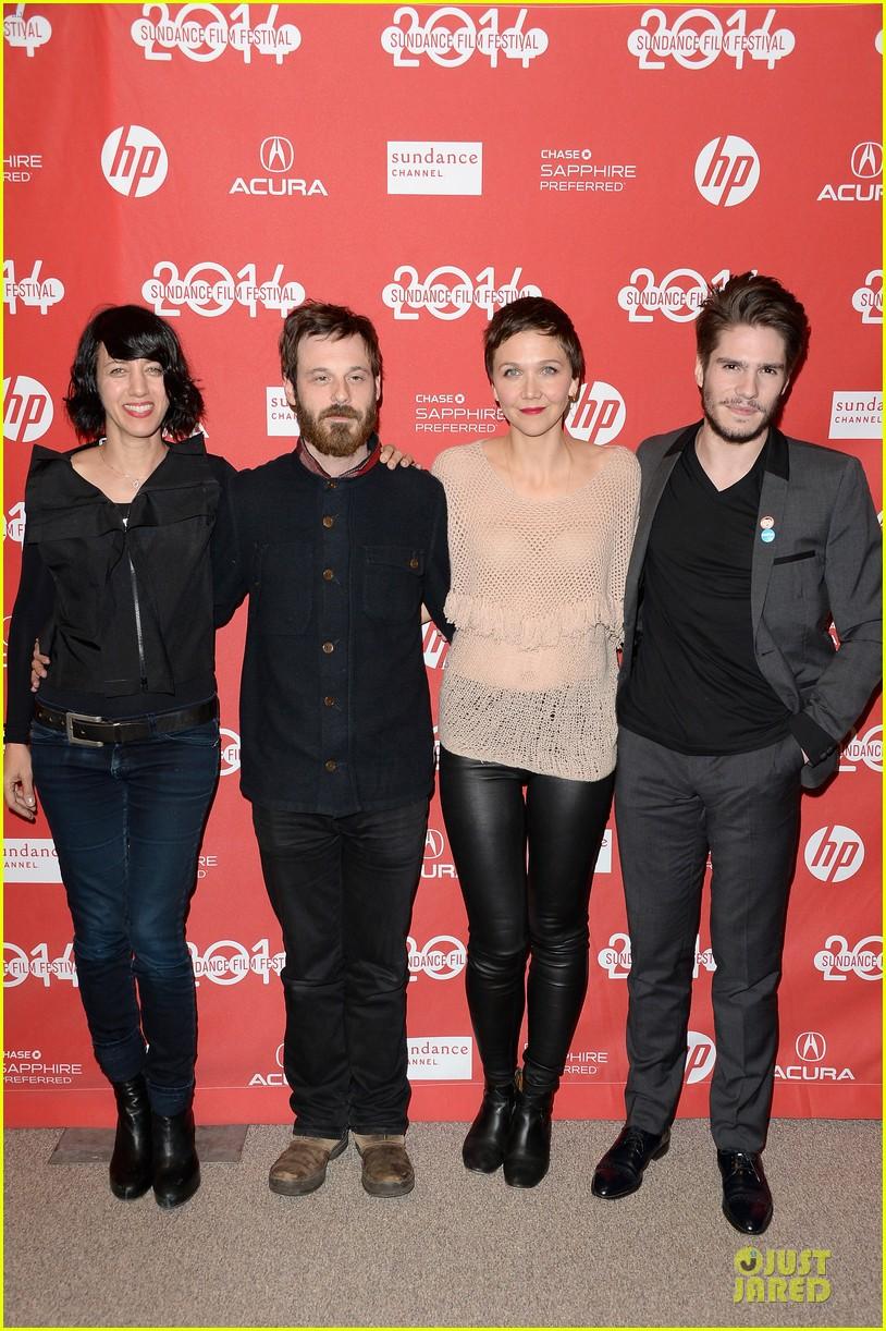 maggie gyllenhaal frank at sundance film festival 2014 123034134