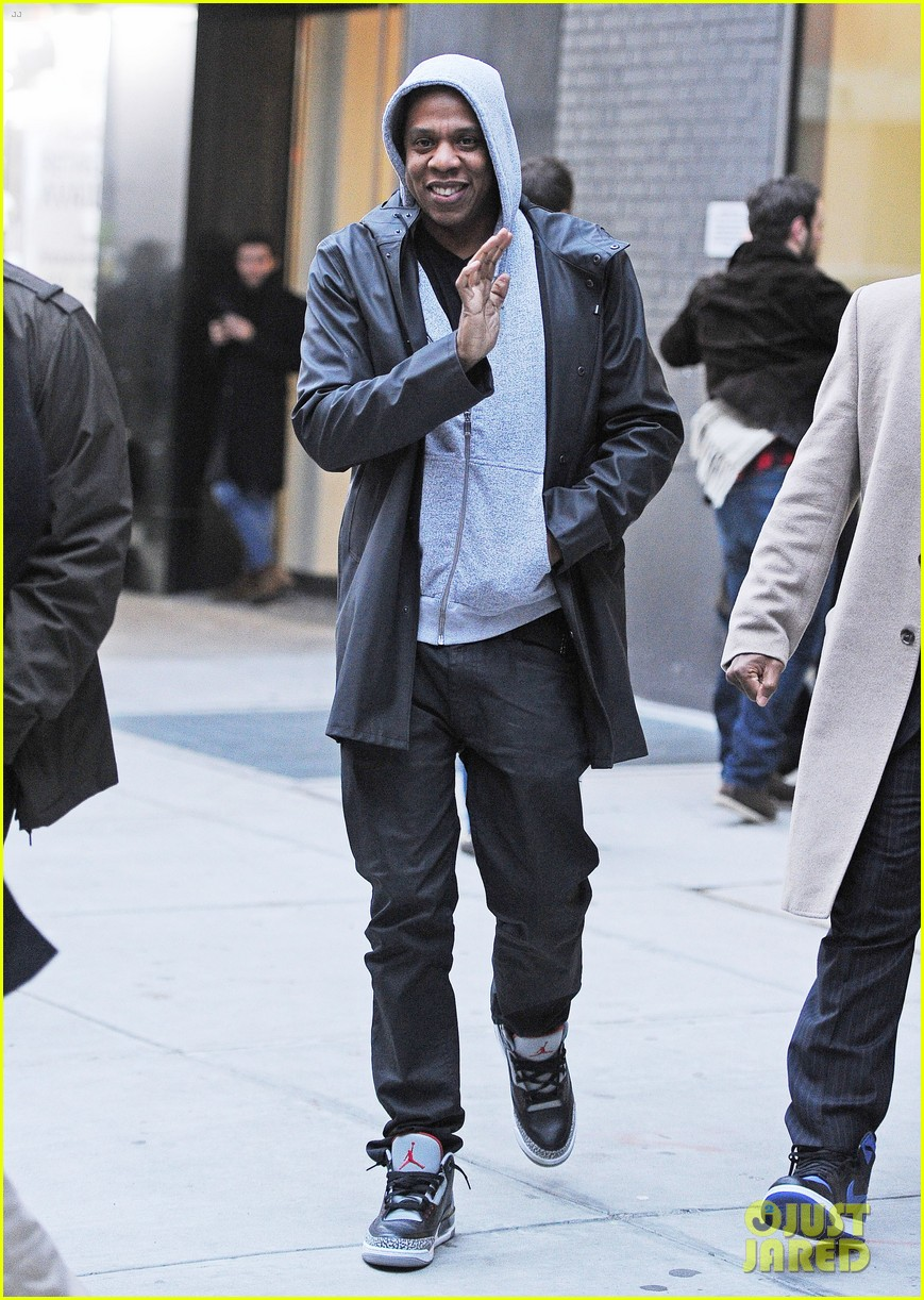 jake gyllenhaalj jay z meatpacking district meeting 033033493