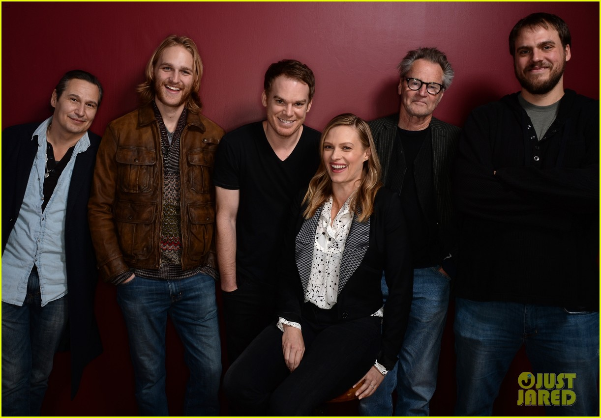 michael c hall vinessa shaw cold in july at sundance 043035205