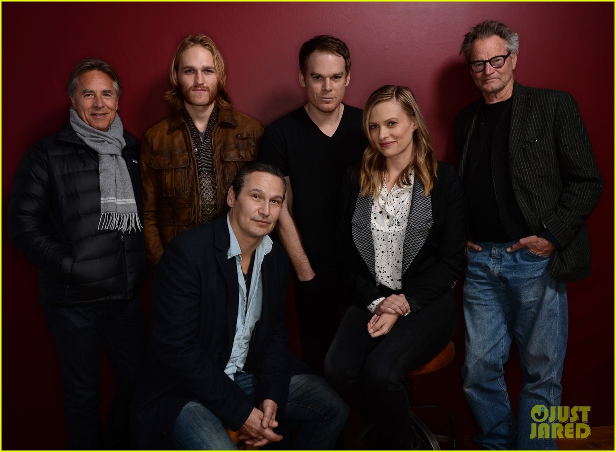 michael c hall vinessa shaw cold in july at sundance 203035221